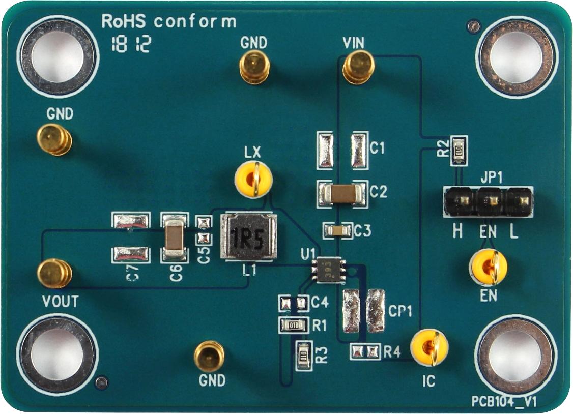 EVB_RT5710AHGQW | Richtek Technology
